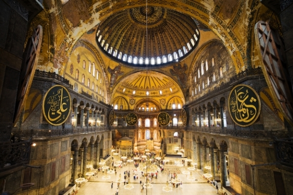 Guide-to-the-magnificent-Hagia-Sophia-in-Istanbul-Turkey